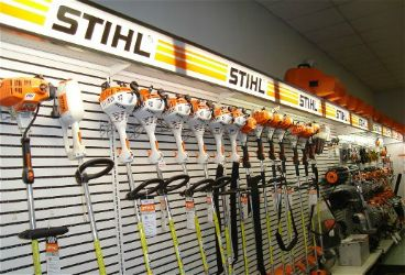 Variety of Stihl Power Products